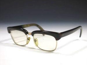 アンティーク本鼈甲眼鏡